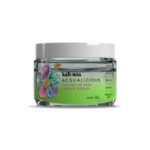 Acqualicious máscara gel hidratante 300ml - Kah-noa