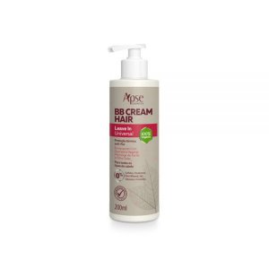 Leave In BB Cream Hair 200ml - Apse
