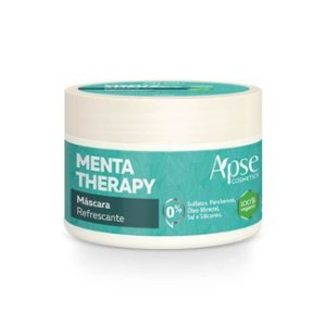Máscara Refrescante Menta Therapy 300ml - Apse