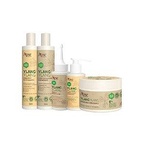 Kit Ylang Ylang 5 produtos Apse