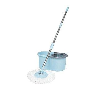 Esfregão Mop Pocket Limpeza Prática 8L