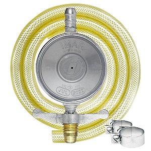 Regulador / registro de gás Imar com mangueira de 125cm