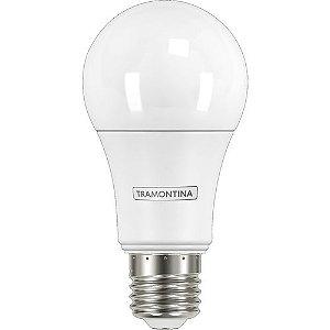 Lâmpada LED Tramontina Bulbo Base E27 806 lm 9 W Bivolt 6500 K Luz Branca