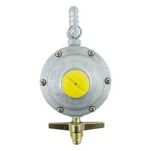 Regulador / registro para gás 506/01 BT 2kg/h Aliança