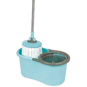 Esfregão Mop Mor Limpeza Prática 13L