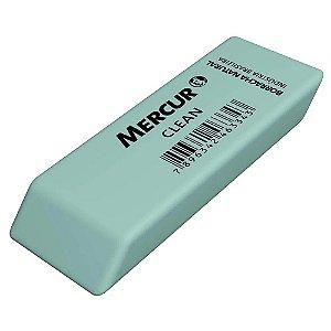 Borracha Verde Macia Clean Mercur