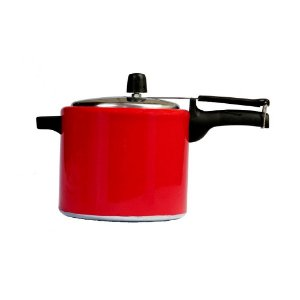 Panela Pressão Mr. Cook 4.5l Alum Vermelha
