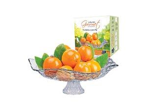Saladeira ou fruteira Ruvolo Gourmet C/ Pé 32cm