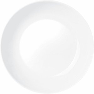 Prato Fundo 22cm Blanc Duralex Opaline