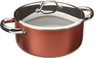 Caçarola Brinox Antiaderente Curry - 22X10,5CM - 3,7L