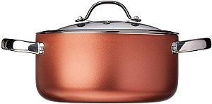 Caçarola Brinox Antiaderente Curry Cobre 20x9,5cm - 2,07L