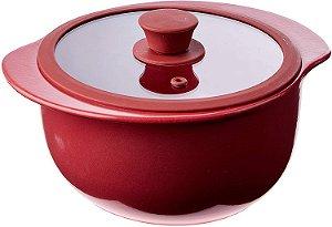 Panela de Cerâmica, Oxford Cookware, Linea Cookware, Rosé, Média