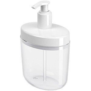 Porta Álcool Gel ou Porta Sabonete Líquido Coza Full 450ml