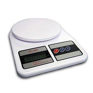 Balança de cozinha digital Além Mar - até 10kg