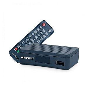 Conversor Digital Aquário Full HD - 4000S Bivolt