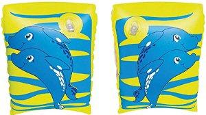 Boia Inflável de Braço Infantil Golfinhos Belfix