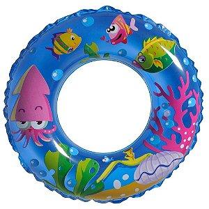 Boia redonda 60cm Splash Fun - Mor