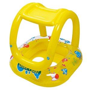 Boia inflável Yangzi infantil tipo fralda com cobertura