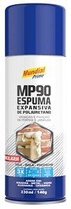 Espuma poliuretano Mundial Prime bricolagem 140g