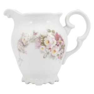 Leiteira linha Pomerode Eterna Porcelana Schmidt