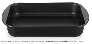 Assadeira Funda Antiaderente  25034 - 7x29x40cm