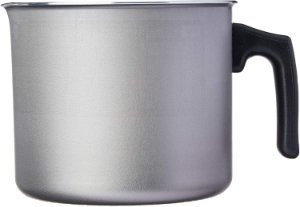 Fervedor salsa prata Brinox Ø14 cm 1,8 L leiteira