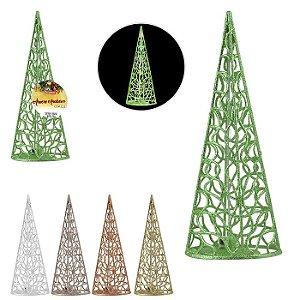 Árvore de natal arabesco iluminada 30cm Zein *sortida *30 cm