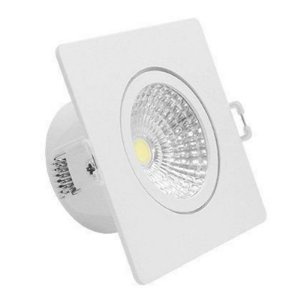 Spot Led Embutir Avant Quad 5w 400lm Am