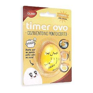 Egg timer cozimento de ovos resina Clink