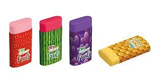 Borracha Tris Fruits Collection com fragrância