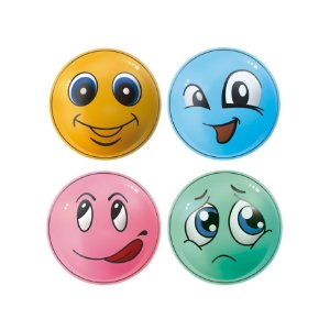Apontador emoji Cis com coletor