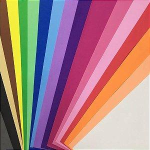Eva liso colorido sortido BRW 1,5mm 40x48cm