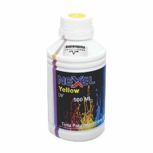Tinta UV Universal  500ml Yellow Nexel