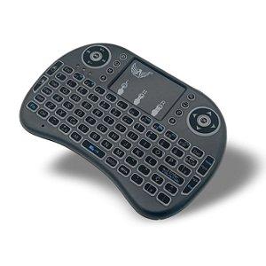 Mini Teclado Wireless com Touchpad AL-313