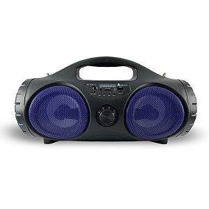 Som Portátil Bluetooth Avision A1-44 Karaokê