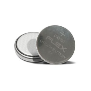 Bateria Botão 3v FX-CR2032 Flex Gold