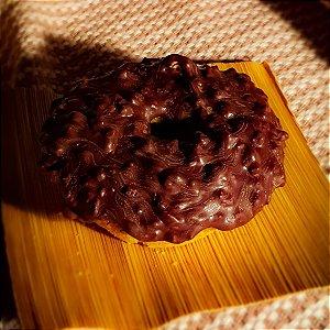Cake 4 one - Cenoura com Açafrão e Castanha de Licuri e Chocolate 70%
