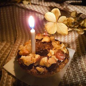 Cake 4 One - Fubá de milho orgânico (não trangênico) com especiarias