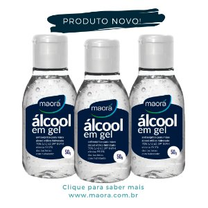 Alcool Gel 70 60ml