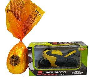 Super Moto com Ovo 200 g Ao Leite
