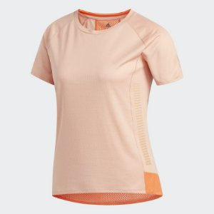 CAMISETA ADIDAS TEE RISE UP RUN PARLEY 25/7 FEMININA
