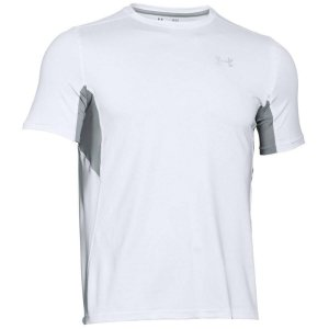 CAMISETA UNDER ARMOUR COOLSWITCH RUN MASCULINA BRANCA