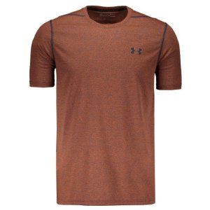 CAMISETA UNDER ARMOUR THREADBORNE SS MASCULINA