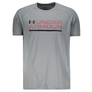 CAMISETA UNDER ARMOUR WRDMRK LOCK UP