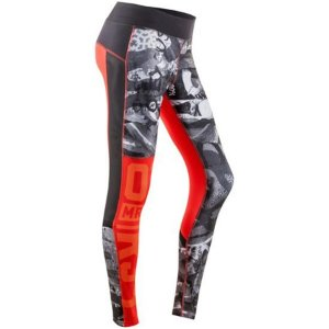 CALÇA LEGGING REEBOK ELITE MESH TIGHT-FEMININA