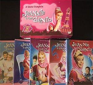 DVD BOX Jeannie é um Gênio - Série Completa Original