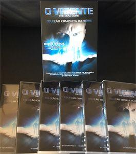 DVD BOX O Vidente - Série Completa
