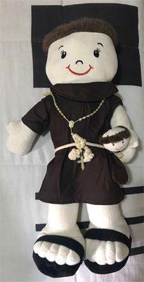 Boneco Santo António
