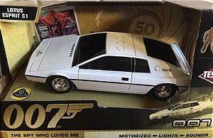 Miniatura Musical 007 - Lotus Espirit