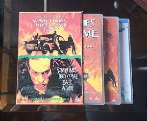 Box com 3 Filmes - As Vezes Eles Voltam